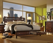 Aspen Panel Storage Bedroom Genesis AS-I10-412SetD