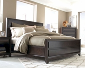 Aspen Queen/King/Cal King Panel Bed Modena AS-I83-412BED