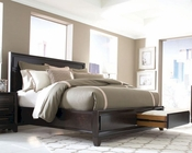 Aspen Queen/King/Cal King Panel Storage Bed Modena AS-I83-412BEDD