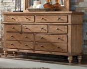 Aspen Seven Drawer Dresser Spruce Bay AS-I72-453