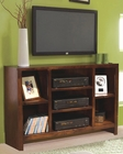 Aspenhome 49in Open TV Console Essentials Lifestyles ASCL1024