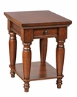 Aspenhome Chairside Table Cambridge ASICB-9130-BCH