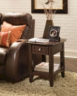 Aspenhome Chairside Table Kensington ASIKJ-913