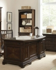 Aspenhome Curved Executive Desk Essex ASI24-303