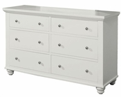 Aspenhome Dresser Cambridge in Eggshell ASICB-554-EGG