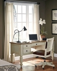 Aspenhome E2 66in Curved Half Pedestal Desk Cottonwood ASI67-371