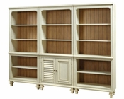 Aspenhome E2 Bookcase Wall Cottonwood ASI67-332-3