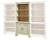 Aspenhome E2 Door Bookcase Cottonwood ASI67-332