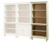 Aspenhome E2 Open Bookcase Cottonwood ASI67-333