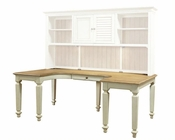 Aspenhome E2 U Desk Cottonwood ASI67-385