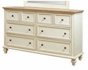 Aspenhome Furniture Dresser Cottonwood ASI67-453