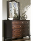 Aspenhome Furniture Dresser & Mirror Lincoln Park ASI82-454-62
