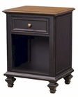 Aspenhome Furniture One-Drawer Nightstand Ravenwood ASI65-451