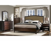 Aspenhome Furniture Panel Bedroom Lincoln Park ASI82-412Set