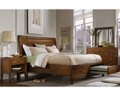 Aspenhome Furniture Storage Bedroom Tamarind ASI68-400STSet