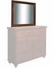 Aspenhome Mirror Cambridge in Cherry ASICB-563-BCH