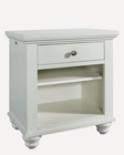 Aspenhome Night Stand Cambridge in Eggshell ASICB-550-EGG