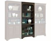 Aspenhome Open Bookcase Essex ASI24-333