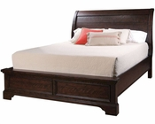 Aspenhome Sleigh Bed Bayfield  ASI70-400BED