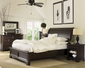 Aspenhome Sleigh Bedroom Bayfield  ASI70-400Set