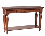Aspenhome Sofa Table Cambridge ASICB-9150-BCH