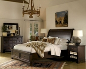Aspenhome Storage Bedroom Bayfield  ASI70-400STSet