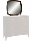 *Aspenhome Youth Chesser Mirror Kensington ASIKJ-563