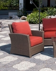 Avalon Patio Club Chair by Sunny Designs SU-4753-L1 (Set of 2)