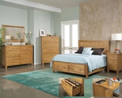 Ayca Bedroom Set Cottage Cherry AY-802Set