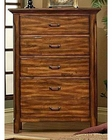 Ayca Chest in Cherry Finish Marissa Country AY-21-0625