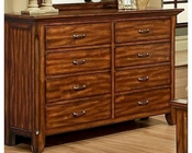Ayca Dresser in Cherry Finish Marissa Country AY-21-0608