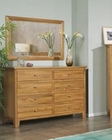 Ayca Dresser w/ Mirror Cottage Cherry AY-80608DM