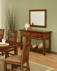 Ayca Two-Drawer Buffet w/ Mirror Marissa Country AY-21-2004