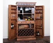 Bar Armoire Sedona by Sunny Designs SU-1913RO