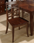 Bavarian Cherry Dining Side Chair JO-870C-423KD (Set of2)