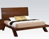 Bed in Oak Galleries by Acme AC20230BED
