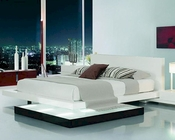 Bed w/ Walk-On Light Platform 44B204BD
