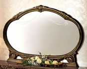 Bedroom Mirror Caesar Classic Style Made in Italy 33B456