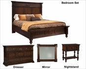 Bedroom Set Canyon Retreat by Hekman HE-941810CY-SET