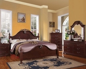 Bedroom Set Gwyneth Cherry by Acme Furniture AC21860SET