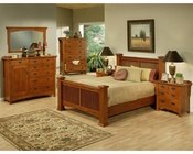 Bedroom Set Heartland Manor by Ayca AY-1802Set