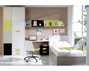 Bedroom Set in Contemporary Style European Design Made in Spain 33JB14