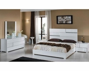Bedroom Set in Italian Modern Style 44B113SET