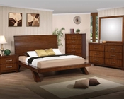Bedroom Set in Oak Galleries by Acme AC20230SET