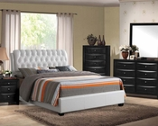 Bedroom Set Ireland White by Acme Furniture AC25350SET