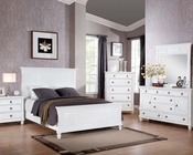Bedroom Set Merivale White Acme AC22420SET
