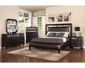 Bedroom Set w/ Upholstered Bed MCFB372SET