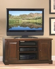 Bello - Wood Espresso TV Stand BE-WAVS-327
