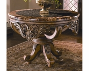 Benetti's Italia Dynasty End Table BTDY36