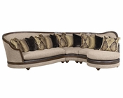 Benetti's Sectional Donatella BTDO136